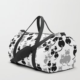 Fat Cats 1 Duffle Bag