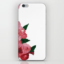Flowers in the midst of summer iPhone Skin