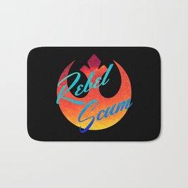 Star Wars Rebel Scum in Black Bath Mat