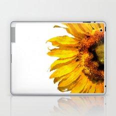 Simply a sunflower Laptop & iPad Skin