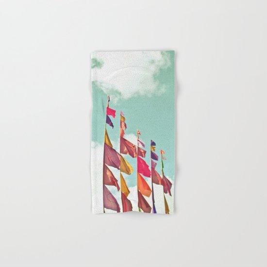 Flags Hand & Bath Towel
