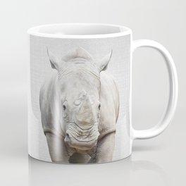 Rhino 2 - Colorful Coffee Mug