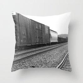 American Built Throw Pillow