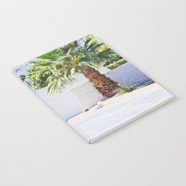 Orange Door, Palm Springs Notebook