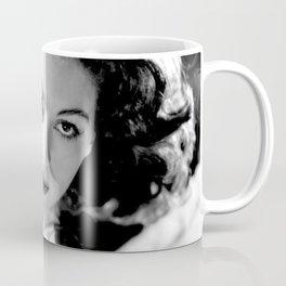 Ava Gardner, Hollywood Starlet black and white photograph / black and white photography Coffee Mug