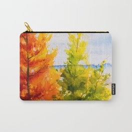 Autumn scenery #21 Carry-All Pouch