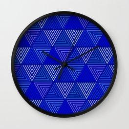 Op Art 129 Wall Clock