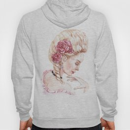 The image of Marie Antoinette Hoody