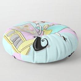 The Joy Of Cookies Floor Pillow