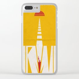 drive Clear iPhone Case