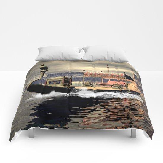 Sacred barge Comforters