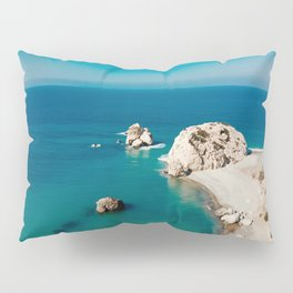 The birthplace of Aphrodite Pillow Sham