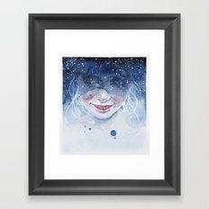 small piece 51 Framed Art Print