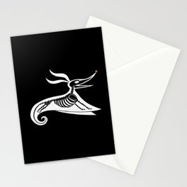 Zero Parody Stationery Cards