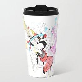 Whe love Fashion Travel Mug