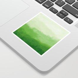 Abur on Green Sticker