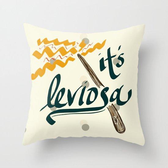 it's leviosa magic wand design throw pillow by aeontextiles | society6, Hause deko