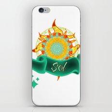 Sol iPhone & iPod Skin