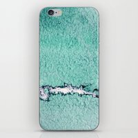 pain iPhone & iPod Skins featuring pain by Claudia Drossert