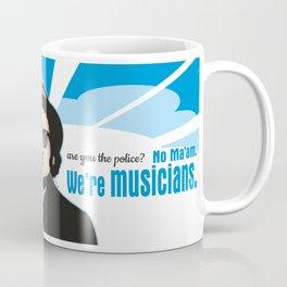 The Blues Brothers Coffee Mug