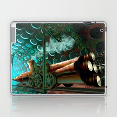 Steam Train Punk Laptop & iPad Skin