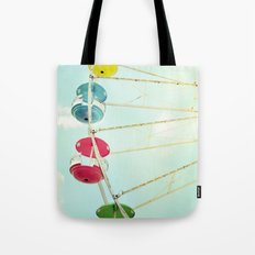 Wheel of Happiness Tote Bag
