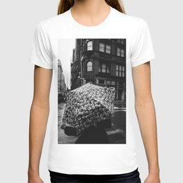 Rainy New York VI T-shirt