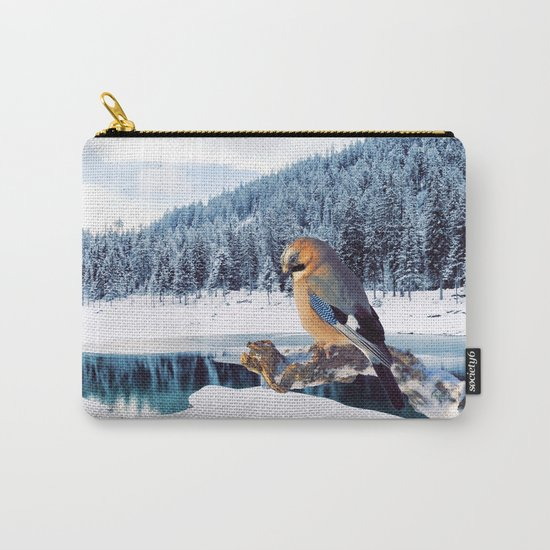Winter Moments Carry-All Pouch