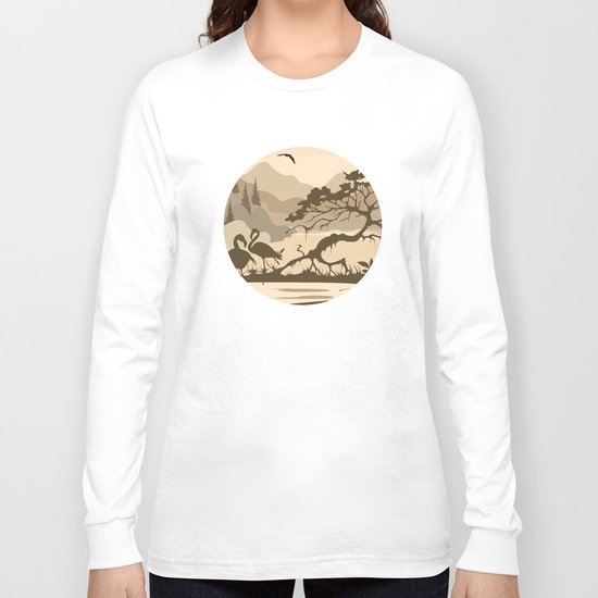 My Nature Collection No. 56 Long Sleeve T-shirt