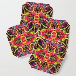 Psychedelic Coaster