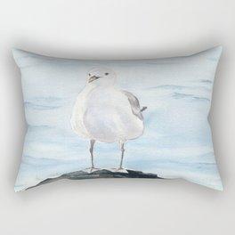 Seagull 2 Rectangular Pillow