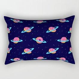 Sugar rings of Saturn Rectangular Pillow