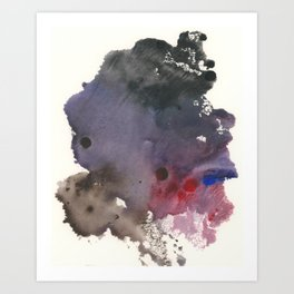 Litmus No. 37 Art Print