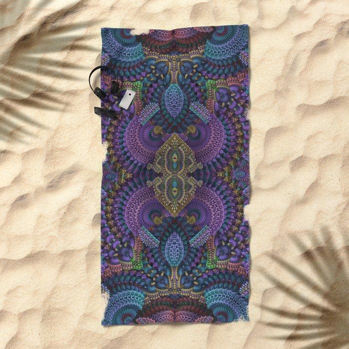 Extravaganza Beach Towel