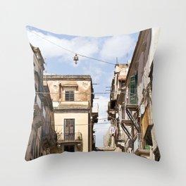 NOTO the City of Baroque Throw Pillow