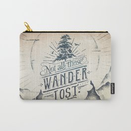 Im a wanderer Carry-All Pouch