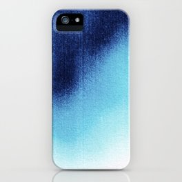 BLUR / frost iPhone Case