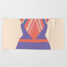 Fashion Ropina Beach Towel