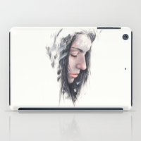 serenity iPad Cases featuring [ serenity ] by Nicolaus Ferry