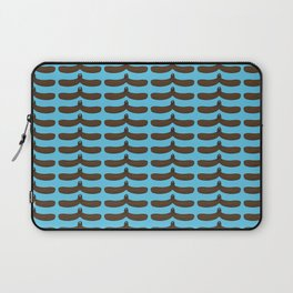 moustache handshake  Laptop Sleeve