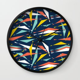 Swizzle Stick - Party Girl Wall Clock
