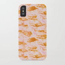 Grace Sandstone Pattern iPhone Case