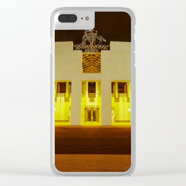 Australian Parliament House, Canberra Clear iPhone Case