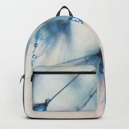 dandelion blue III Backpack
