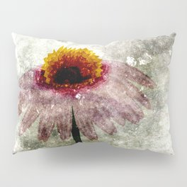 Coneflower Pillow Sham