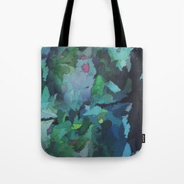 Tree Vomit Tote Bag