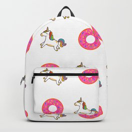 Awesome unicorns and donuts Backpack
