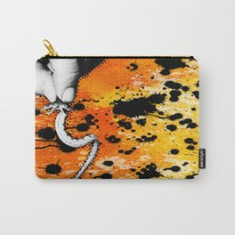 Two Headed Snake Carry-All Pouch