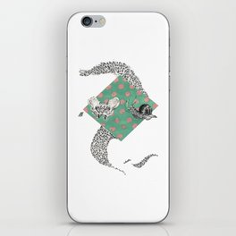 Snail and Pelvics  iPhone Skin