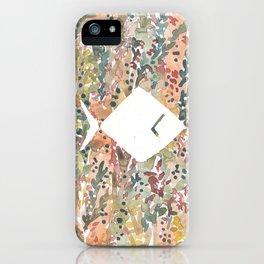 Orange fish iPhone Case